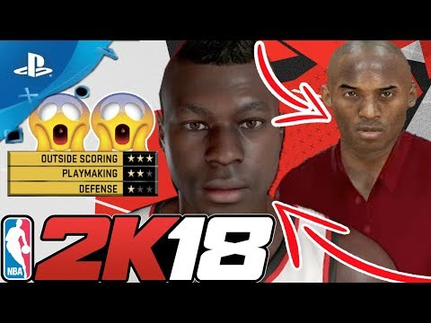 NBA 2K18 - LEAKED MYPLAYER/MYCAREER NEWS!!NEW UPGRADE SYSTEM!! KOBE AS A COMMENTATOR!?! & MUCH MORE!