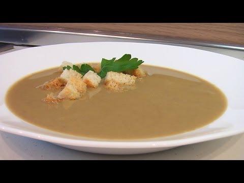 Суп пюре из печени говяжьей рецепты
