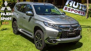 Mitsubishi Pajero Sport 2020 | Auto Esporte