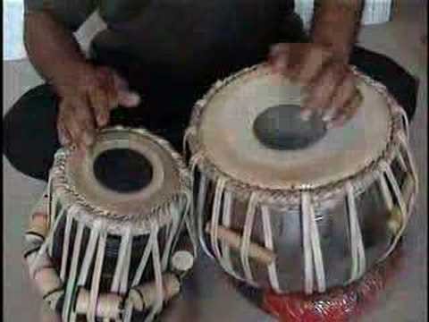 Tabla Lesson 4 By Venkat video