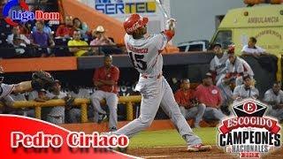 Pedro Ciriaco Highlights| Leones del Escogido Highlights