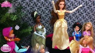 Novela Reunião Princesas Disney e seus filhos Elsa Anna Bela Branca de Neve Tiana