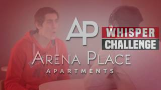 Whisper Challenge with Martin Frk and Tomas Nosek