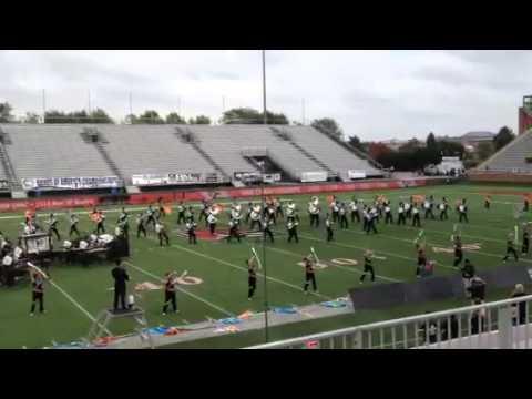 BOA Performance: Pendleton Heights High School 2013: Pipewo