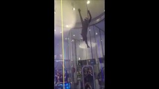 Wind Tunnel Acrobatics mit Leonin Volkov