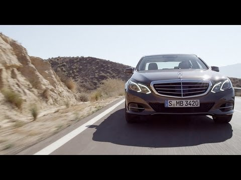 2014 E-Class -- Luxury Sedans and Wagons -- Mercedes-Benz