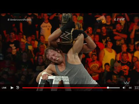 WWE Money In The Bank 2015 PPV Full Show Review Seth vs Dean, Cena vs Owens, Sheamus Wins MITB