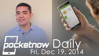 Galaxy S6 evidence, Sony Xperia Z4 leak, Lumia Denim & more - Pocketnow Daily
