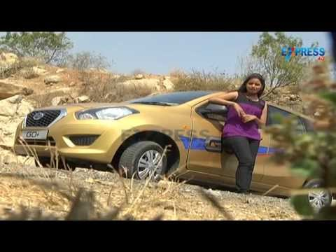 Datsun Go Plus Features and Specifications   Cars and Bikes   Express TV - Part 1