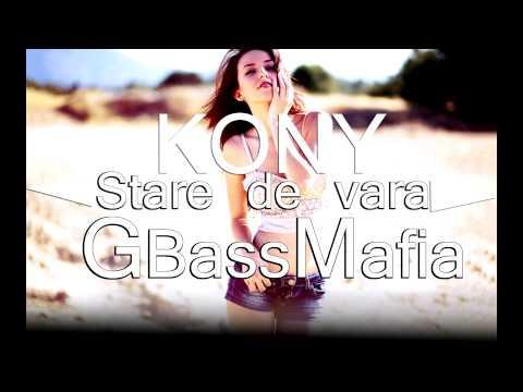 GBass & KONY - Stare De Vara