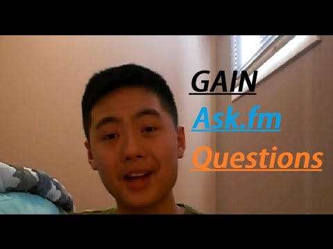 How to get more questions on Ask.fm - part 1