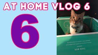 Vlog 6 Costco Delivery Haul | Keto Spaghetti Comfort Food| Relaxing Glacier Footage