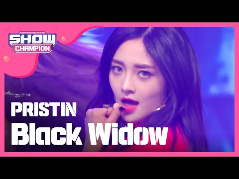 Show Champion EP.228 PRISTIN - Black Widow