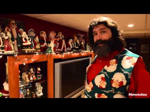 Mick Foley is Santa's ambassador