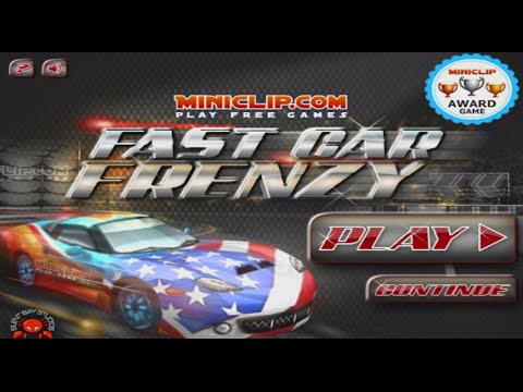 Games Online Car Racing Free