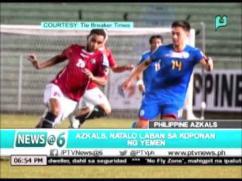 Sports Ngayon: PHL Azkals, natalo laban sa koponan ng Yemen || Nov. 13, 2015