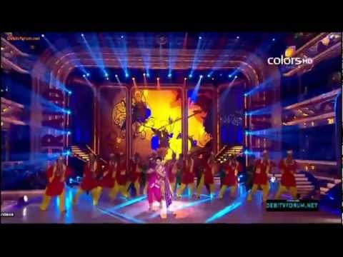 Madhuri Dixit Lavani Dance At Jhalak Dikhhla Jaa 5 video