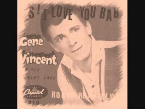 Gene Vincent - Yes i Love You Baby