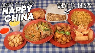 Chinese Food Challenge w/ General Tso's, Szechuan Beef, & Singapore Mei Fun!!