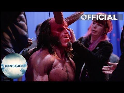Hellboy - Becoming Hellboy Featurette - In Cinemas Now