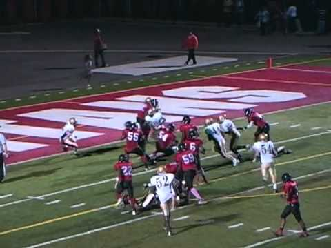 Andre Anthony #3 of Hales Franciscan High School Highlight Reel - 2011 Football Season