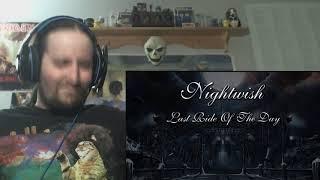 Download Lagu Nightwish - Last Ride Of The Day (Reaction) Gratis STAFABAND