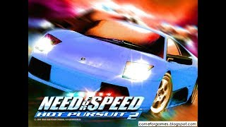 Need For Speed Hot Pursuit 2 Redux #7 Ford  Crown Victoria !GMA#