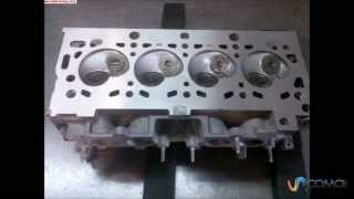 Partes y piezas de un motor