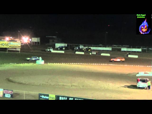 Canyon Speedway Park's Bombers Main From (Oct 6th 2012)