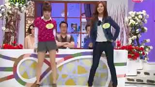 SNSD Yuri and Sunny sexy cute dance Funny Moments