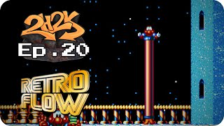 James Pond 2- Codename RoboCod | Retro Flow | Ep.20