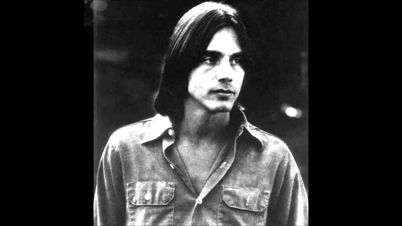 Jackson Browne- Somebody's