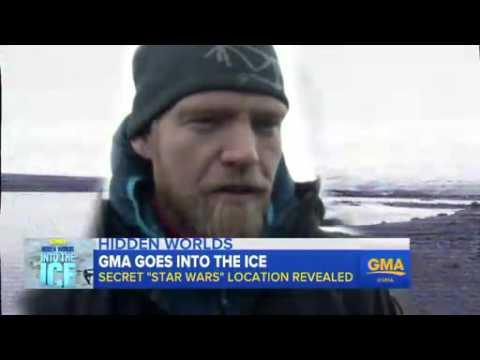 'Star Wars' Secret Iceland Filming Location Revealed