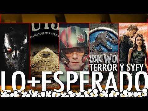 Películas+Esperadas 2015.- Terror y CienciaFicción