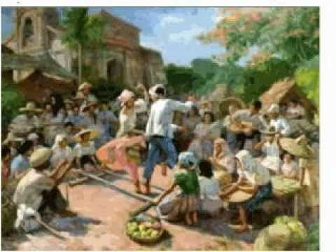 Tinikling Song video