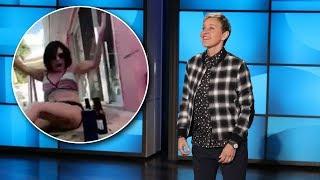 Ellen Salutes Your Scares