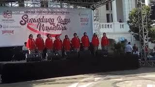 Download Lagu Tanase - The Survivors YKI Pusat | Senandung Lagu Nusantara | RCI - 31 Maret 2018 Gratis STAFABAND