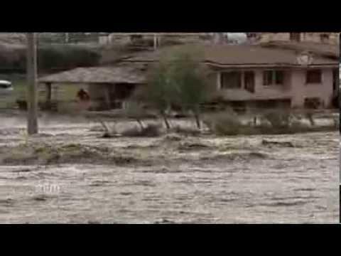 """Sardinien: Sturmtief """"Cleopatra"""" verwüstet Mittelmeerinsel"""