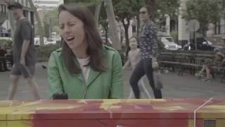 """Gordi - Tribeca Park (NY)の野外ピアノにて演奏された""""Something Like This""""のライブ映像を公開 新譜「Reservoir」収録曲 thm Music info Clip"""