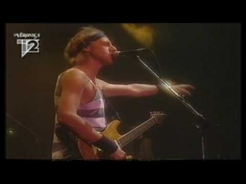 Dire Straits - Money for Nothing [Basel -92 ~ HD]