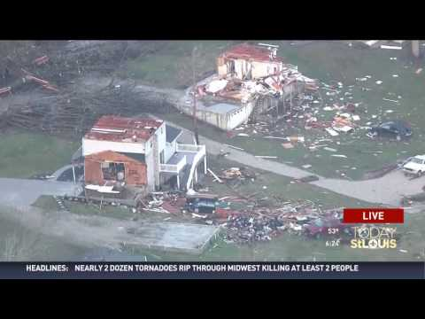 Today in St. Louis: Perryville Tornado