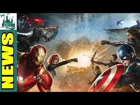 Captain America Civil War Dominates The Box Office |  News