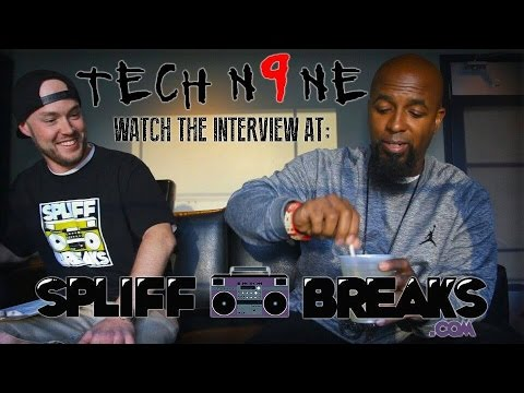 Tech N9ne Creates Caribou Lou's And More With Spliffbreaks – [2014] video