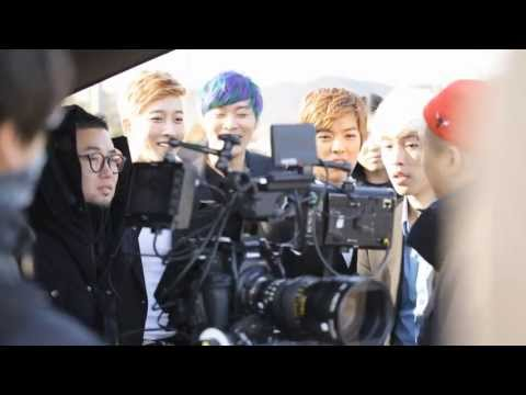 M.I.B - 끄덕여줘! (Nod Along!) MV Making