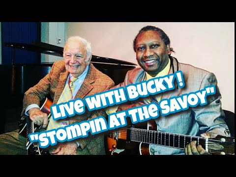 Ron Jackson Swinging Jazz Guitar Solo with Bucky Pizzarelli and Ed Laub