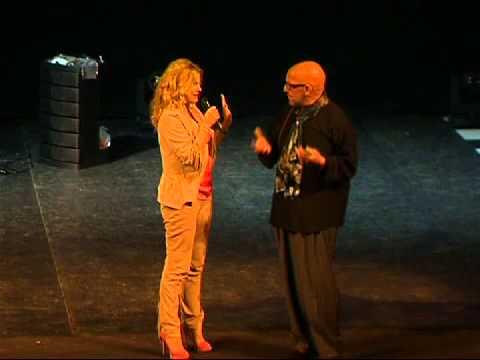 Patrizia Pellegrino Donna in 3D per Compagnia della Bellezza