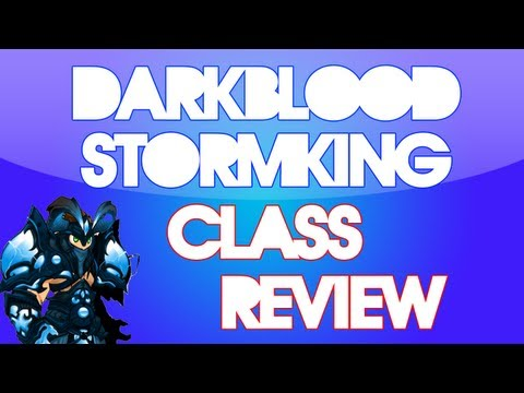 =AQWorlds= Darkblood StormKing Class! [Review](Thunderforge)