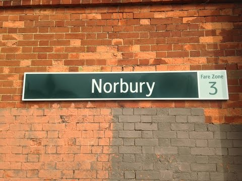 Full Journey on Southern from London Bridge to West Croydon (via Norbury)