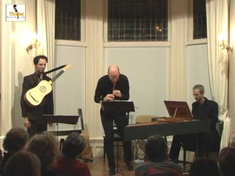 Trio Cordevento - Nicola Matteis - Suite in F majeur
