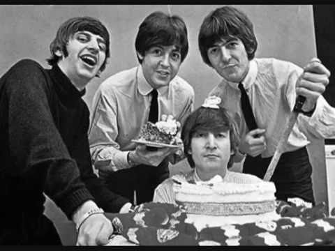 Beatles - I Dont Want To Spoil The Party